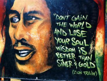 #7 Bob Marley Wallpaper