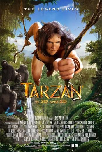 Tarzan (2013) World4free - Watch Online Full Movie Free Download BRRip ...