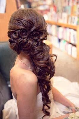 Dica de Penteado para Noiva