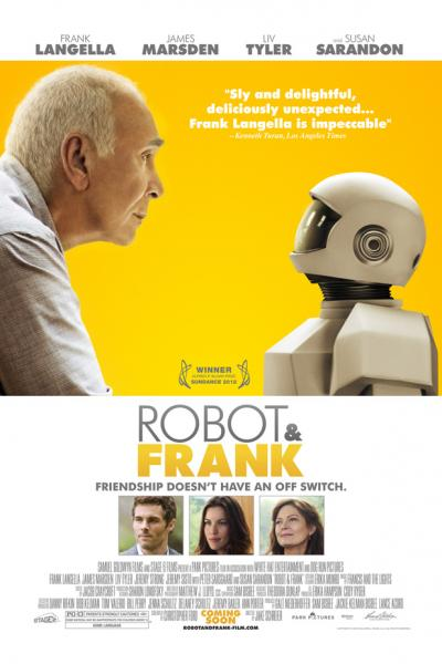 Frank e o Rob (Dual Audio) DVDRip XviD
