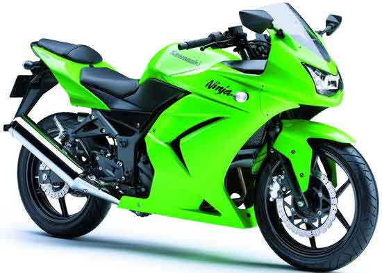 Kawasaki Ninja Rr  Cc Terbaru