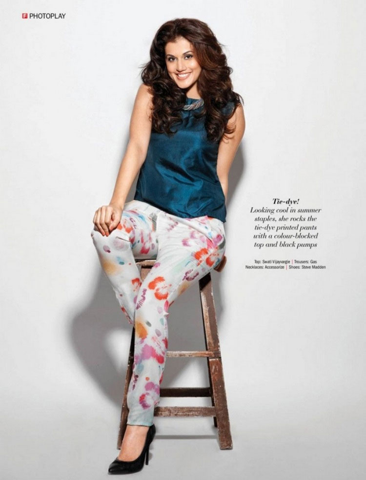 Tapsee Latest Photo Shoot Photos | Taapsee Pannu