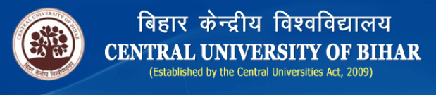 Central University of Bihar (www.cub.ac.in) Logo