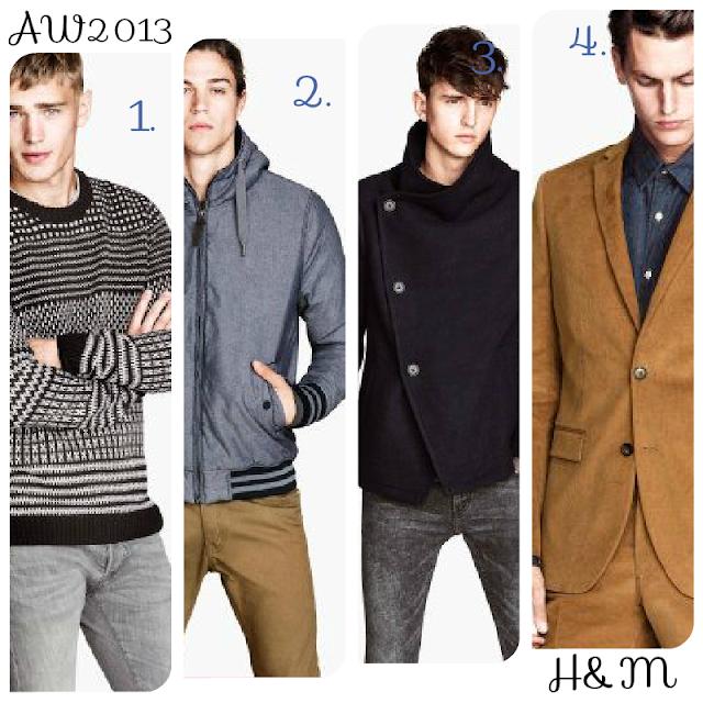 AW13: H&M / L-vi.com