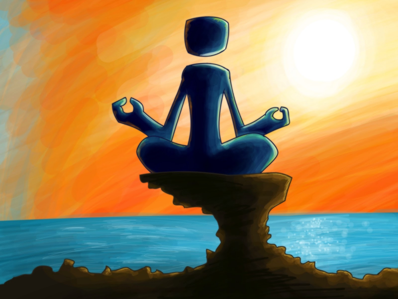 A Cosmobiologist's Dream: Mindfulness and Me