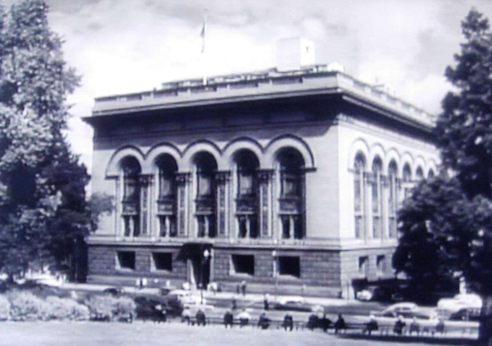 Former san francisco hall of justice, 750 kearny street