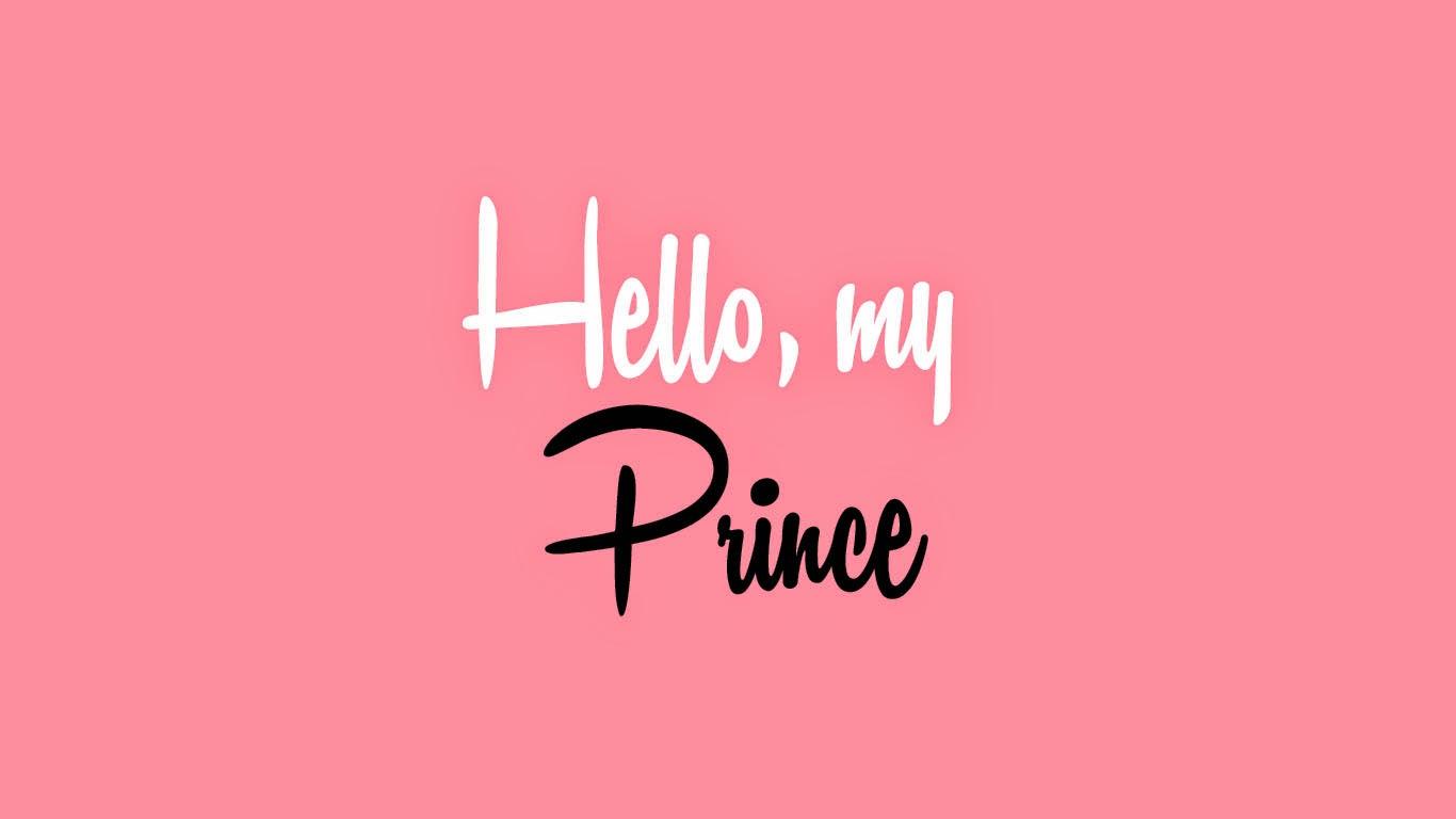 Beautiful Wallpaper Harry Potter Pink - Hello%2BMy%2BPrince%2BPink%2B2  Pictures_615691.jpg