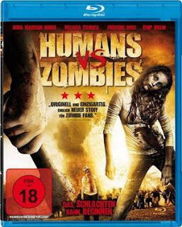 Humans vs Zombies (2011) BRRip 550MB MKV