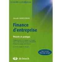 la finance que ce soit dans les entreprises, les banques ou encore les cabinets de conseil