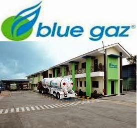 PT Blue Gas Indonesia