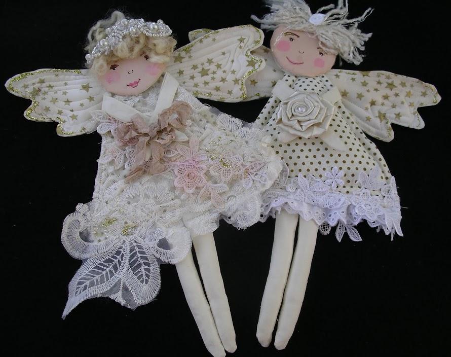 Cute little Fairies.