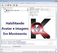 set avatar imagem animada teamspeak