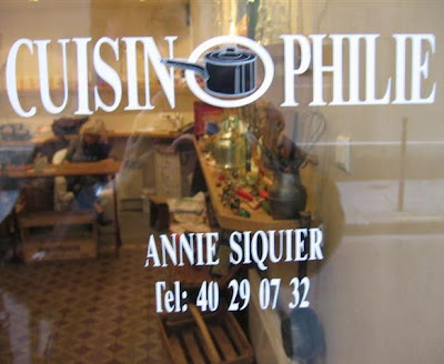 Cuisinophilie 28, rue du Bourg Tibourg