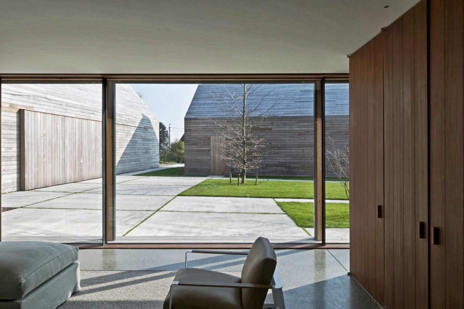 simplicity love dc ii residence belgium vincent van duysen. Black Bedroom Furniture Sets. Home Design Ideas