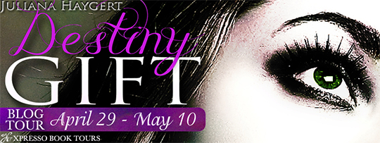 REVIEW: Destiny Gift by Juliana Hagert