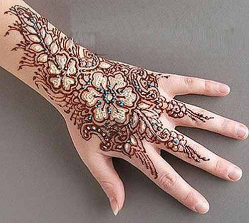 Mehndi Design For Men : Henna designs for hand feet arabic beginners kids men