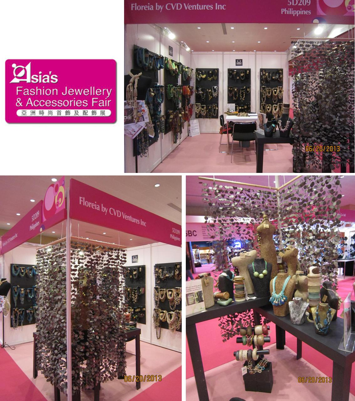 Asia fashion jewelry and accessories fair 71