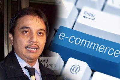 Pemerintah Harus Cepat Selesaikan Landasan Hukum E-commerce