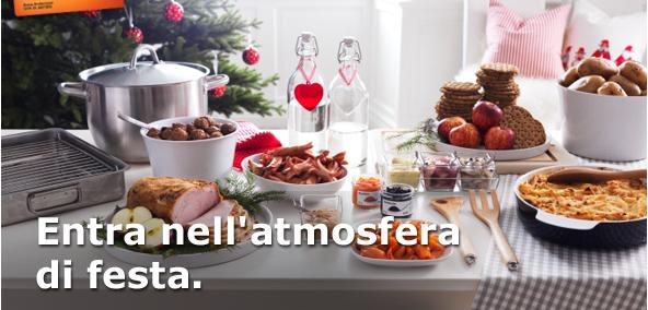 Ikea e momichan cibi svedesi cosa non fare mancare a for Natale ikea