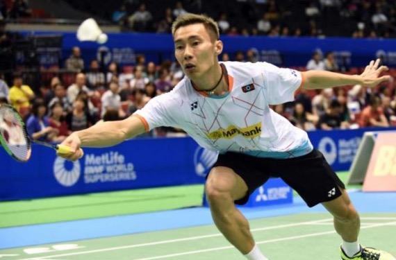 Chong Wei menang Terbuka China 2015 kalahkan Pemain No. 1 Dunia