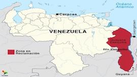 Todo sobre el diferendo territorial de Venezuela y Guyana.