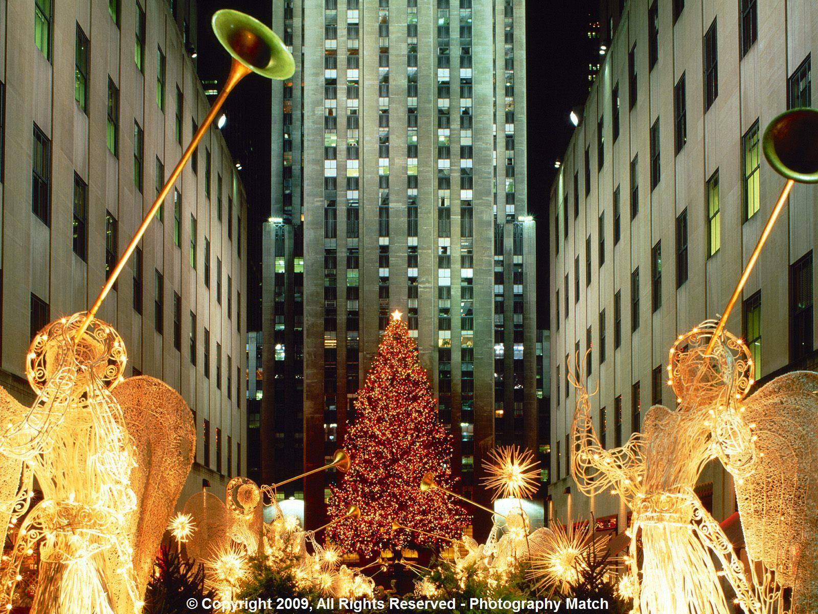 Christmas At Rockefeller Center New