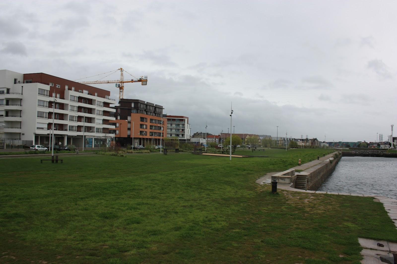 Vis le architecture urbanisme paysage patrimoine vis le voyage le jardin fluvial du - Jardin fleurie le havre ...