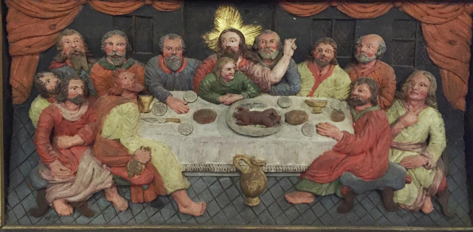 judas forråder jesus