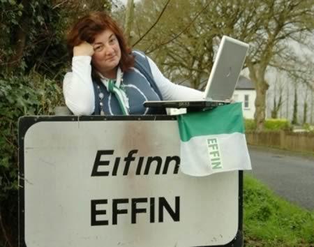 papan nama kota effin