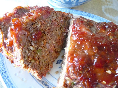 Bison (Buffal) Meatloaf