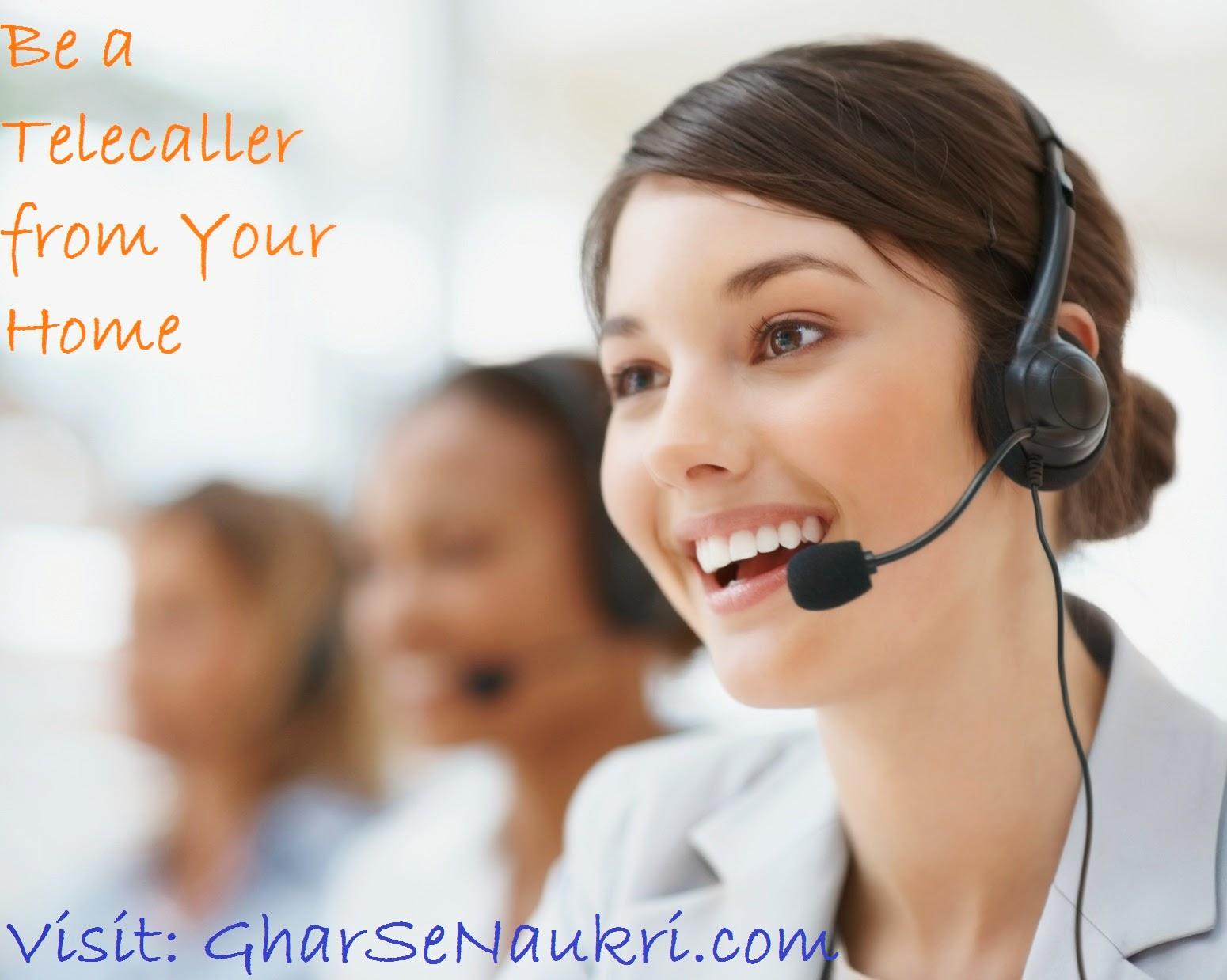gharsenaukri work from home for women be a telecaller from your telecalling jobs for women from gharsenaukri