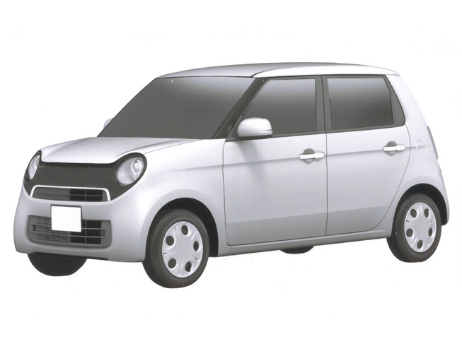 Several Leaked Computer Generated Patent Images Have Revealed Hondas Upcoming Retro Styled City Car Considered A Kei In Its Home Country Of Japan