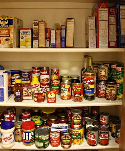 Foodbasics101 Organizing A Food Pantry