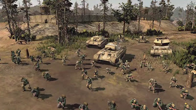 Screenshot Company Of Heroes 2