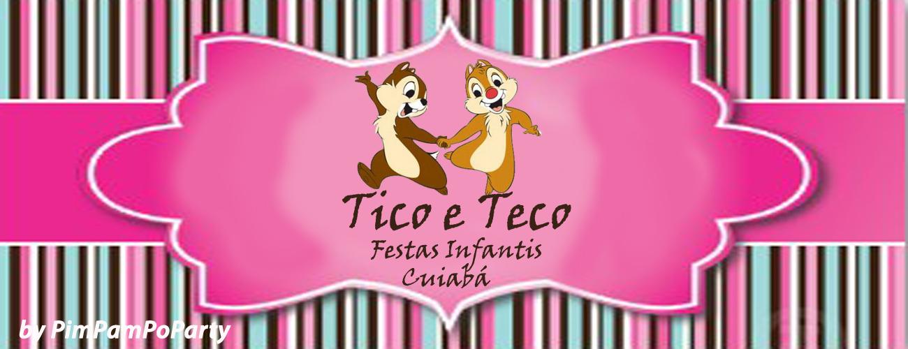 Tico e Teco festas infantis