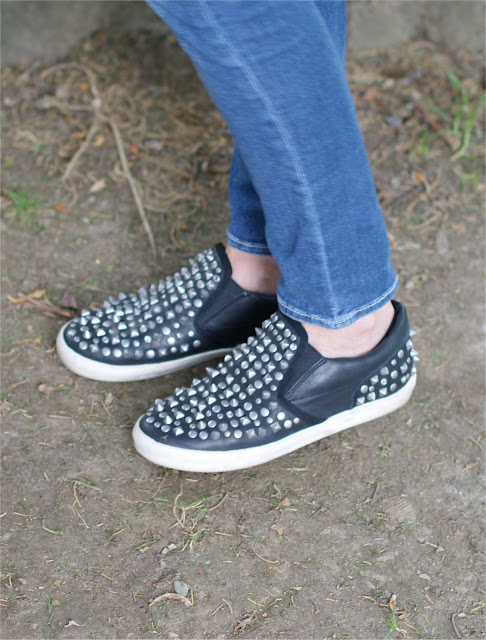 Ash soul studded sneakers, Fashion and Cookies
