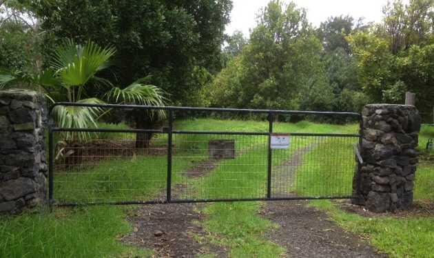 Homesteading in hawaii farm gates