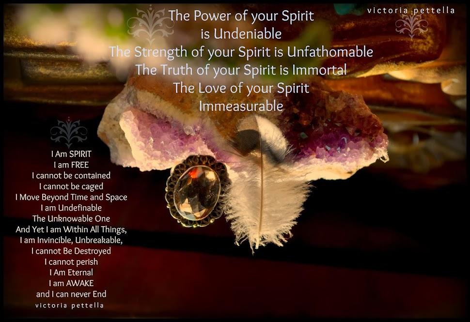 I am Spirit I am Free