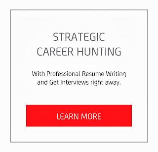 Professional Resume/CV Writing