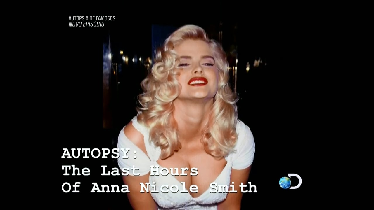 Videos desnudos de Anna Nicole Smith