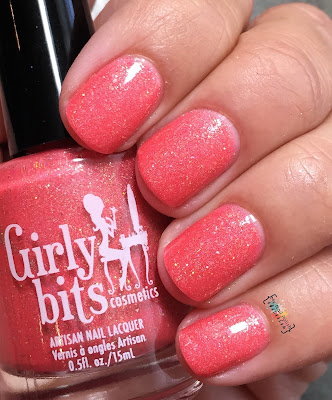Girly Bits Up All Night To Get Lucky
