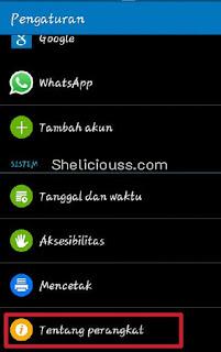 Cara Mengganti Nama Bluetooth Samsung Galaxy V