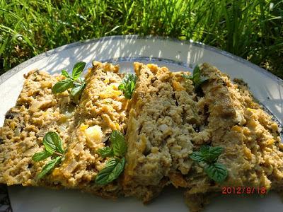 Pieczeń wieprzowa z oliwkami