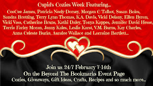 Join us for Cupids Cozies Week