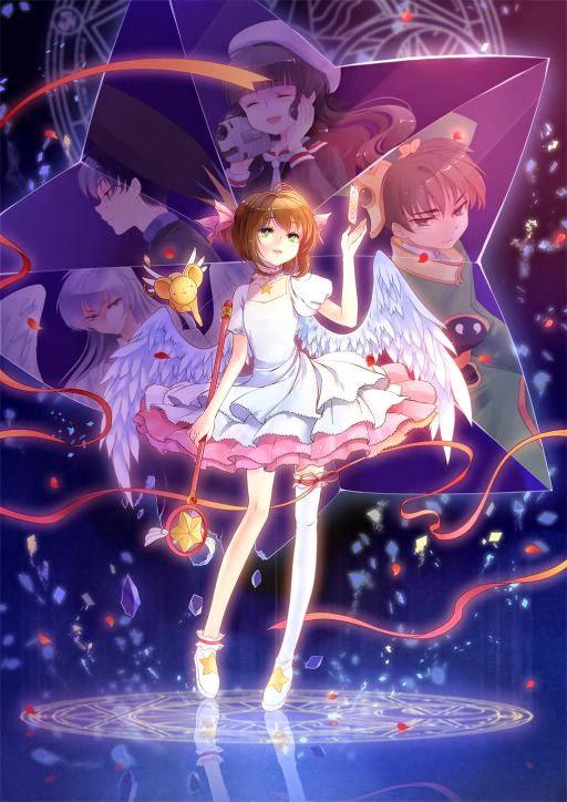 A nice Cardcaptor Sakura pic. Are you a fan?