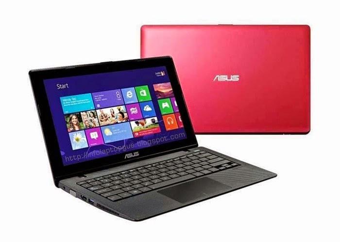 Harga dan Spesifikasi Laptop Asus Notebook X200MA-KX437D