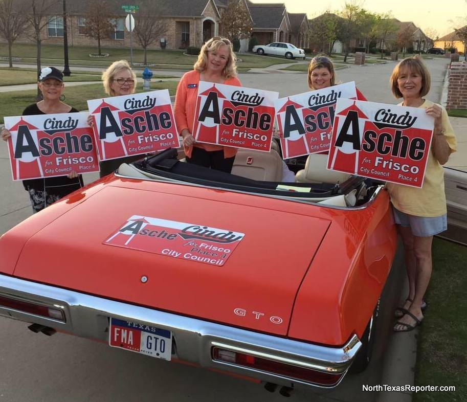 Cindy Asche for Frisco City Council
