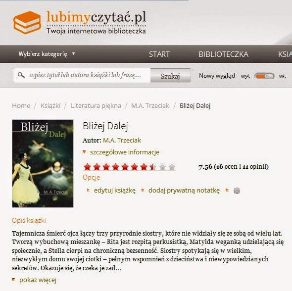http://lubimyczytac.pl/ksiazka/223461/blizej-dalej