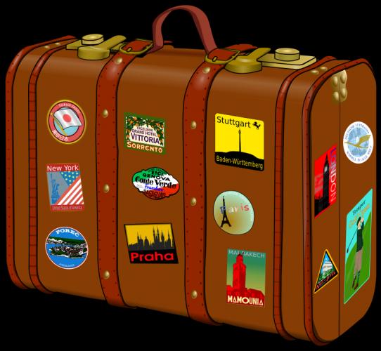 valises boucl es choisir une valise rigide ou une valise souple. Black Bedroom Furniture Sets. Home Design Ideas