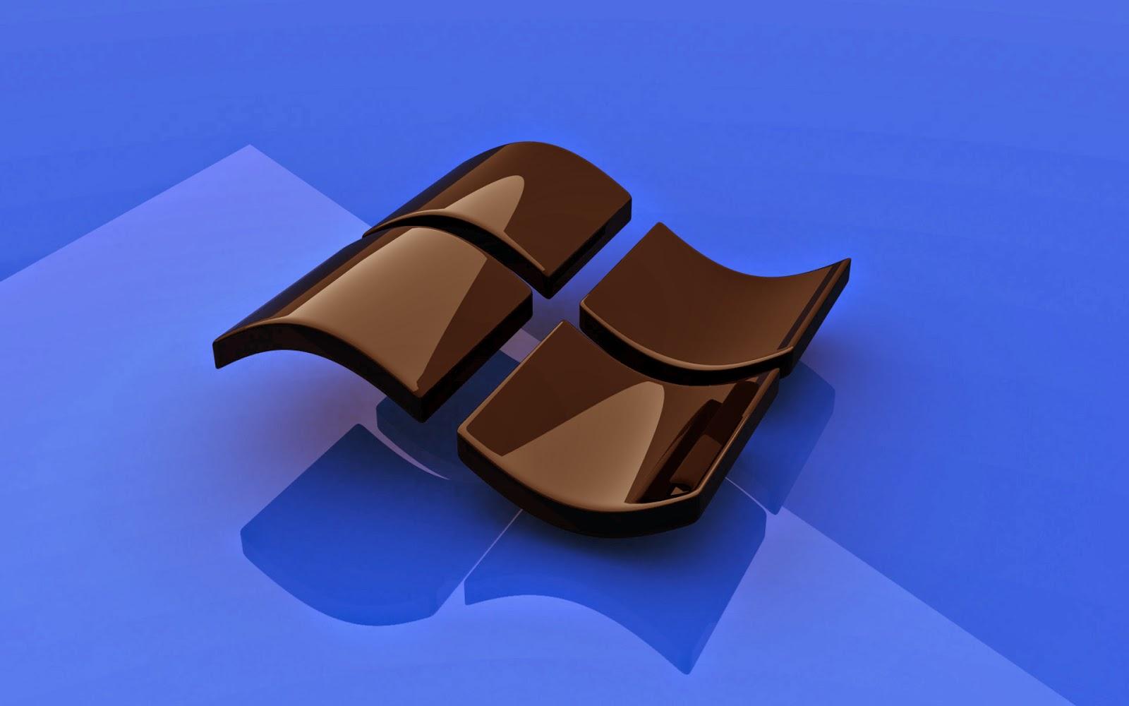 arte Microsoft Windows em 3D